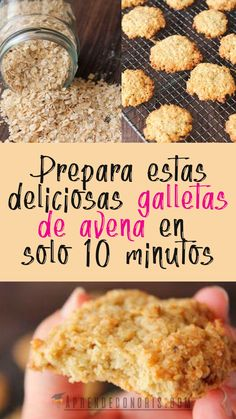 Bien Tasty, Sweet Recipes, Healthy Recipes, Snacks Saludables, Brunch, Pastry And Bakery, Biscuit Cookies, Homemade Cookies, Fabulous Foods