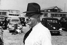 Early 1930's Photo-Robert Wiene  (1873-1938) Film Director