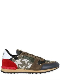 SNEAKERS - VALENTINO - LUISAVIAROMA.COM - MEN'S SHOES - FALL WINTER 2016 - LUISAVIAROMA.COM