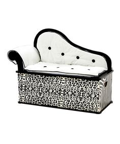 Wild Side Storage Fainting Couch