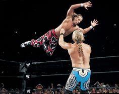 One of my favorite matches. Wrestlemania XIX: Chris Jericho vs Shawn Michaels