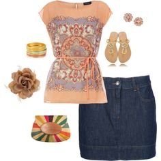 cute, created by kayleekkbray on Polyvore