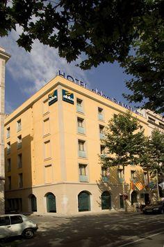 abba Rambla Hotel*** - Hotel in Barcelona - Exterior view