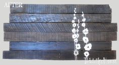 pallet art | 20 Cool DIY Pallet Art Projects » Photo 20