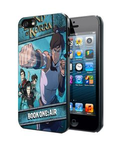 Avatar The Legend of Korra Samsung Galaxy S3/ S4 case, iPhone 4/4S / 5/ 5s/ 5c case, iPod Touch 4 / 5 case