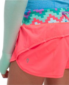 Race through all of your activities in these lined shorts designed to help you run with ease | Speedy Short