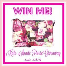 Kate Spade Bag Giveaway