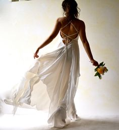 Hey, I found this really awesome Etsy listing at https://www.etsy.com/listing/232706134/wedding-dress-backless-wedding-dress