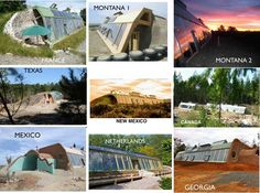 So many options with Earthship homes!