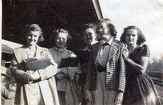 Homewood Flossmoor Teens 1940's