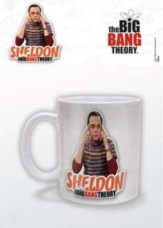 The Big Bang Theory - Sheldon Mug