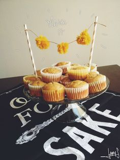 Cake Garland DIY | Inspiration Nook