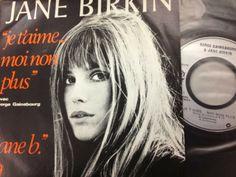 フランス・ジュテーム ~ フランソワーズ・アルディ「さよならを教えて」、ジェーン・バーキン「je t'aime...moi non plus」 | 中古レコード店 | スノー・レコードのブログ