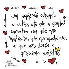 O verdadeiro sentido do amor aquele que não machuque não nos maltrate. Apenas que venha a somar e preencher nossos corações e vida!!  Um FELIZ DIA DOS NAMORADOS a todos apaixonados!  ____________________________________________  http://ift.tt/1PcILpP Whatsapp: 41 9144-4587  Parcele em até 4x sem juros via Pagseguro  8% de desconto para pagamento a vista via depósito/transferência (compras via whats ou direct).  Frete grátis nas compras acima de R$ 29900 para todo Brasil…