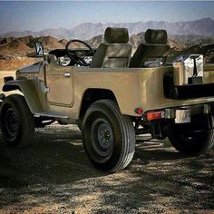 FJ40 relaxed...