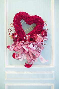 This Ba Bam wreath has won my heart.