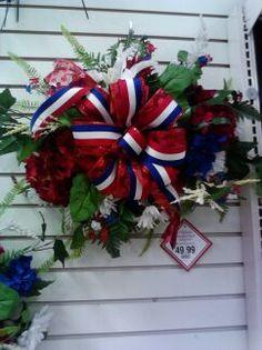 saddelback RWB by Andi (9989) Great for Patriotic holidays!!! Bebe'!!! Love this!!!