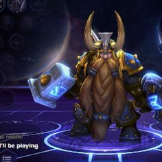 Starting off the day with some #HeroesOfTheStorm! Today I will be learning how to play Muradin.  Watch Now: http://twitch.tv/invisibleman6  #game #moba #stream #livestream #livestreaming #learning #games #dwarf #warcraft #battle #fun