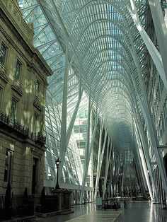 Brookfield Place (formerly BCE Place) is an office complex in Downtown Toronto, Ontario, Canada