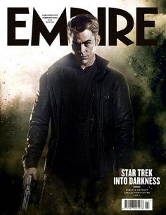 Chris Pine - Portada de la Revista Empire