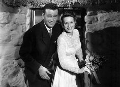 Maureen O'Hara, the flame-haired Irish movie star who appeared in classics ranging from the grim How Green Was My Valley to the uplifting Miracle on 34th Streetand bantered unforgettably with John Wayne in several films has died.  O'Hara died in her sleep at her home in Boise, Idaho, said Johnny