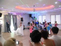 Zumba na weselu - niespodzianka dla pary młodej