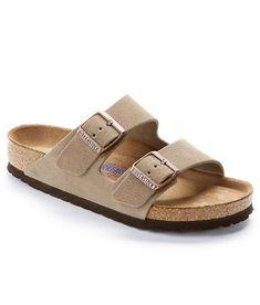d82c8a14e2b94 Birkenstock Arizona Womens Narrow Fit Sandals in Stone BirkoFlor 35 ...