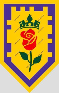 468 - Koningsroos