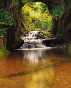 まさにジブリの世界観! 都心から1時間で行ける「濃溝の滝」に心奪われる | CuRAZY [クレイジー]