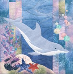 TWEEDLE DEE QUILT PATTERN    McKenna Ryan, Pine Needles Designs    This is a quilt to make. It is not a finished product.    SEA BREEZE QUILT