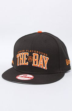 The Bay SF Hat by Upper Playground  use rep code: OLIVE for 20% off