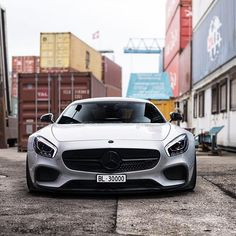GTS////AMG SilverSurfer!