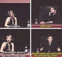 But why not! Haha oh Jen and Josh