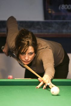 Wicked Female Pool Players