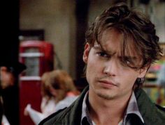 Johnny Depp-21 Jump Street... thats in 21 jumpstreet? hmmm. must have been in the seasons i haven't seen. JD said himself that past the 2nd or 3rd season it wasnt as good, before it gave good messages and then it was just for the market and not as good. so i stoped watching i agree.... long description sorry.