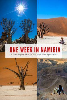 South Namibia Top Sights <3