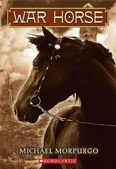 War Horse by Michael Morpurgo...I read this book at the recommendation of Megan Vickers. :) It is so wonderful and I am dying to see the movie, but I haven't been able to as of yet.