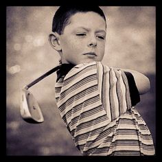 World Number 1 Rory Mcllroy. Age 9. #golf #number1 @rorymcllroy