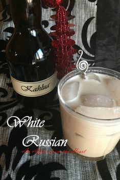 Cream stirred with vodka and Kahlua make this wonderful sipper cocktail. Makes the perfect after dinner drink!