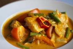 Kari Ikan (Fish Curry)   Lama Kitchen - Drive Your Passion for Food   A Food & Cooking Blog