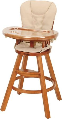 Graco Recalls Classic Wood Highchairs Due to Fall Hazard    The high chair's seat can loosen or detach from the base, posing a fall hazard to the child.    Incidents/Injuries: Graco has received 58 reports of the high chairs' seats loosening or detaching from the base. There have been nine reports of children falling as the seat detached from the base, resulting in reports of bumps, bruises and scratches. Graco has received one report of a concussion in Canada.