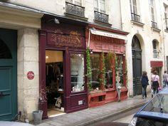 Tiendas con encanto en París, Isla de San Luís