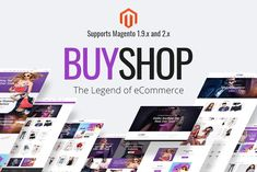 Ad: BuyShop - Premium Magento theme by TonyTemplates on We are glad to present a real transformer - responsive premium fashion theme based on Magento CMS. You are allowed to create website Website Structure, Blog Layout, Fashion Themes, Themes Themes, Drupal, Website Themes, Create Website, Premium Wordpress Themes, Instagram Shop