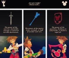 I always chose warrior