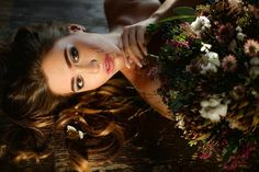 1,163 отметок «Нравится», 24 комментариев — Anastasia Gaydash (@gaydash_anastasia) в Instagram: «Красавица: @liya_michelle в образе от @lynx_olga Цветочки от @kruzhovnik_flower_design…»