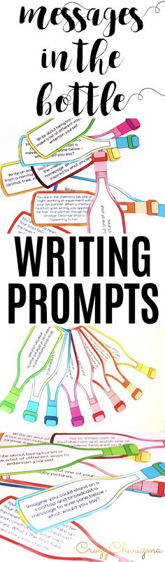 Bring adventure spirit to your lessons and use these 195 writing prompts for teens all year around! The packet contains narrative, informational and opinion writing prompts for kids and teens. The prompts can be used as Writing Centers, as well as with adults during ESL lessons.There are questions of various difficulty levels and on different topics. | CrazyCharizma