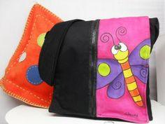 bolsos pintados a mano colombia - Buscar con Google
