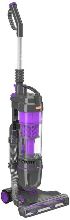 LIGHTNING DEAL Vax Air Reach Eco Upright Vacuum Cleaner SAVE 68% £89.99 LOWEST EVER PRICE