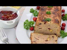 Sprawdzony przepis na delikatny pasztet z indyka z bakaliami od MniamMniam.com 😋 Smacznie, szybko i tanio. Gotuj razem z nami krok po kroku! Banana Bread, Desserts, Food, Tailgate Desserts, Deserts, Essen, Postres, Meals, Dessert