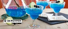 Master the art of mixing a Blue Margarita using Sauza Silver Tequila and DeKuyper Triple Sec Liqueur. Create the ultimate cocktail with The Cocktail Project now! Summer Drinks, Cocktail Drinks, Cocktail Recipes, Alcoholic Drinks, Cocktails, Tequila Recipe, Blue Margarita, Silver Tequila, Blue Curacao
